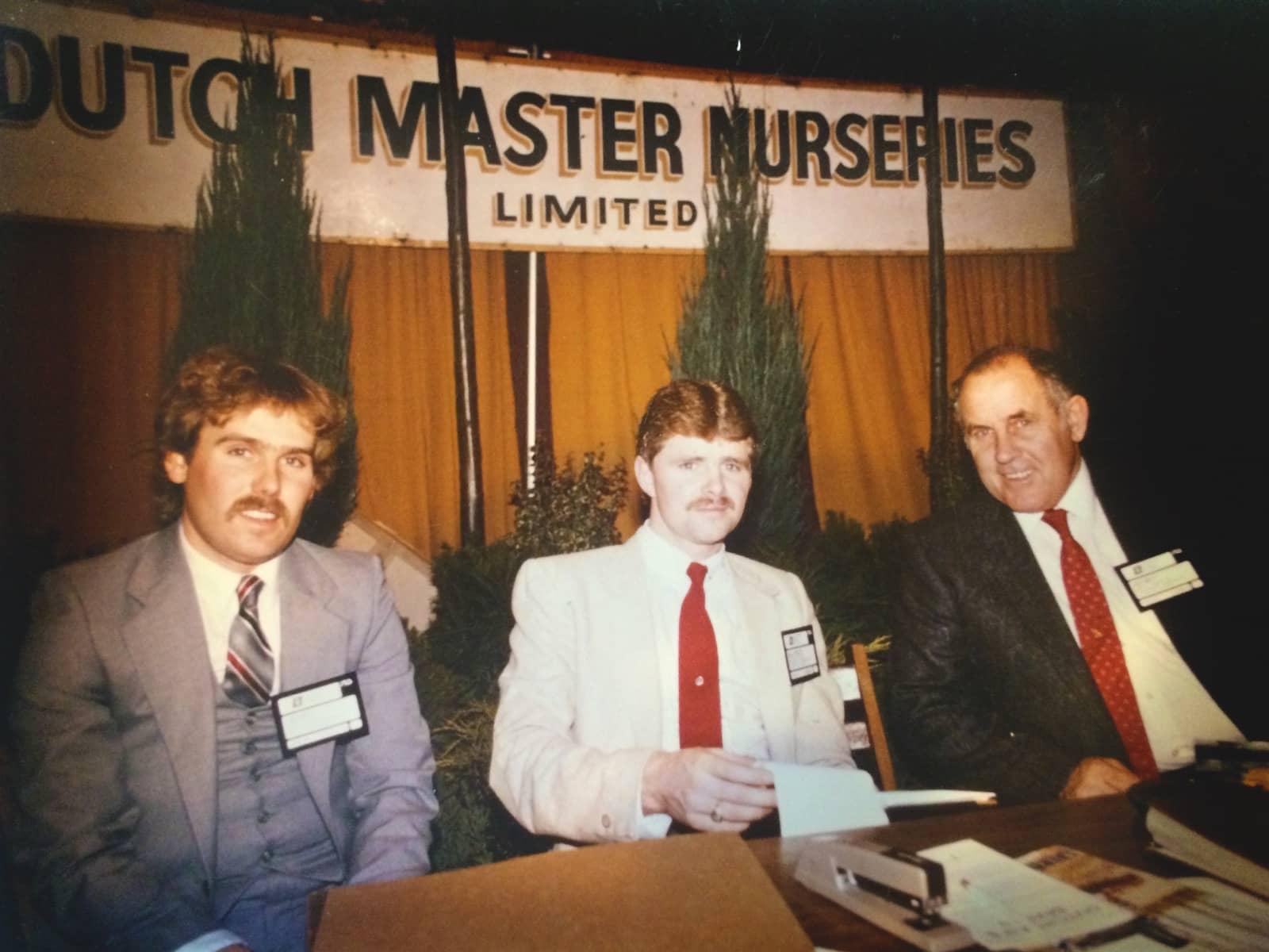Old Photo - Dutchmaster
